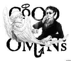 Good Omens by Tio-Trile