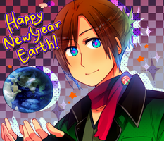 Earth's New Year by ROSEL-D
