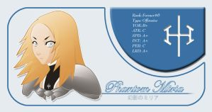 Miria Claymore Card 2 by niwre-san