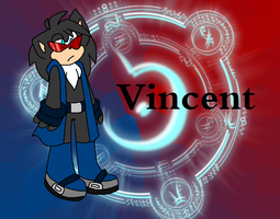 Chara Challenge 79: Vincent by BubblySkies