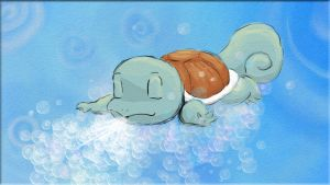 007 - Squirtle by The-Indie-Gamer-Guy