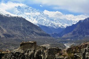 Baltit Fort - 1 by ZeeShiKing
