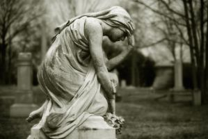 winter mourn _ sepia by Stardust70