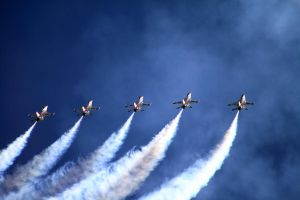 The Thunderbirds by CopperbeltJack