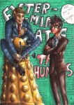 Hannibal - Doctor Who - Exterminate the humans by FuriarossaAndMimma