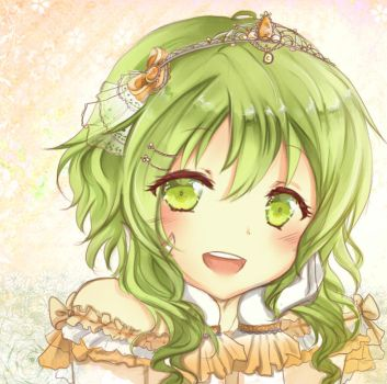 C: Princess Gumi by Sternenmelodie