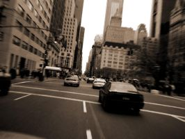 New York in movement by moket201