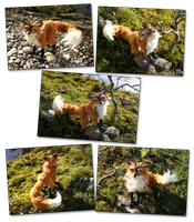 Fox Artdoll Fotoshooting by SpankTB