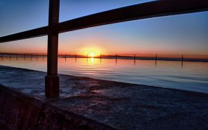 Winter Sunrise at Cronulla by SxyfrG
