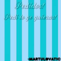 Pedidos! by MartuLovatic