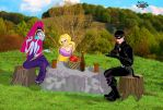 Commission - Tangled Princess Bride: Chapter 7 by Lokotei
