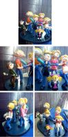 'Life with the Shortmans' (in resin) - Hey Arnold by Koizumi-Marichan