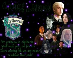 Slytherin by Lexxa24