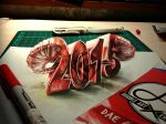 2015 3D by Mbacinillo