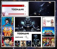 My Dream Toonami Line-up by Donhill44