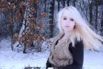 snow elf #9 by Liancary-Stock