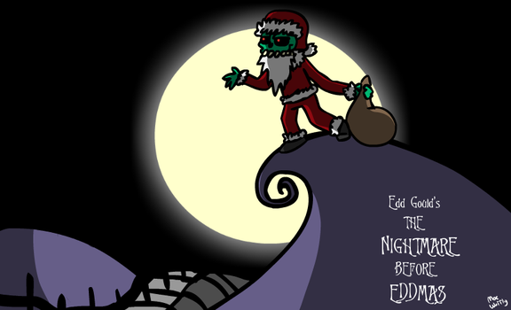 THE NIGHTMARE BEFORE EDDMAS by MacWaffly