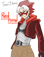 TT : Red Hood by namielric