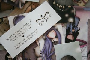 My Business Cards MOO 03 by gorjuss