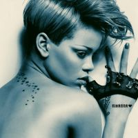 RIHANNA 7 by Ashesteidem-Editions