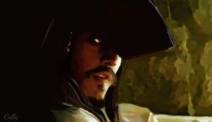 Its Captain,Captain Jack Sparrow by gilly15