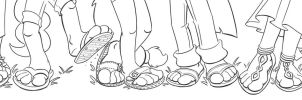 My Little Feet by Yet-One-More-Idiot