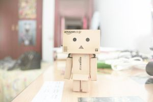 Danbo: say cheese by eivven