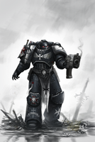 Black Templar by Eupackardia