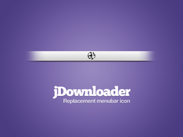 jDownload menubar replacement by Soundy