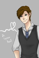 CE: Spencer Reid by LotteQ