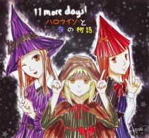 11 Days Left to Halloween by joe021093