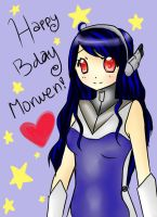 Happy Bday Morwen by Natsumio-Chan