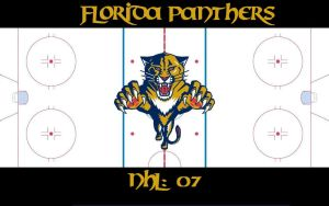 Florida Panthers Wallpaper by Accused-Pheonix