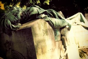 The Dead Sleeps by khoral