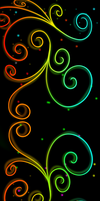 Rainbow Custom Background - FREE by ShadowJournals