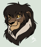 Headshot for awesomesauce2014 by MalisTLK