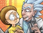Come on Morty! by Caiwin