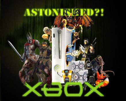 XBOX PARTY by KoolKat4y4