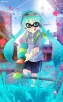 Splatoon! by Nadi-Chan