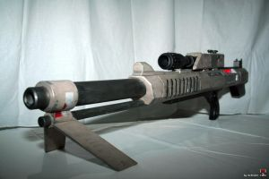 The final M-98 Widow Anti-Materiel Rifle 2 by rex3cutor