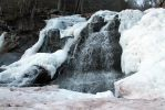 Waterfall Ice Stock 10 by DaraGallery