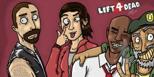 L4D: Welcome Back by Kisame657