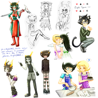 Homestuck_Doodles_6 by Myen-Nyan