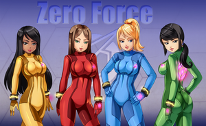 Commission: Zero Force by Razorkun