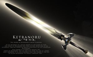 Sword of Ketranoru by Wayanoru
