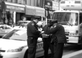 NYPD by Mjag