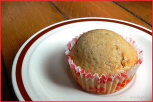 Earl Grey muffin by Melhyria