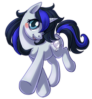 Darkly Cute by ShinePawPony