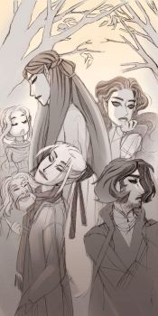 Lord of the Rings Trash yes by blix-it