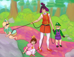 Kimabelle's Daycare by meerodi